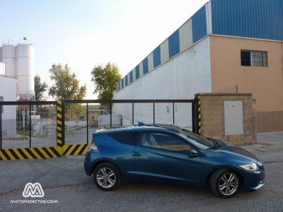 Prueba Honda CR-Z GT Plus (parte 2)