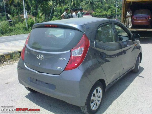Hyundai Eon, primeras fotos al descubierto