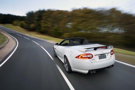 Jaguar presenta el XKR-S Convertible