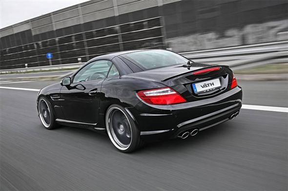Mercedes SLK VÄTH