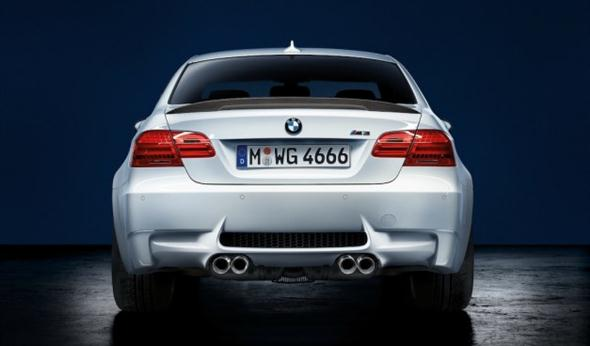 BMW M3 M Performance Package