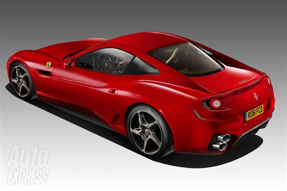 Ferrari F152