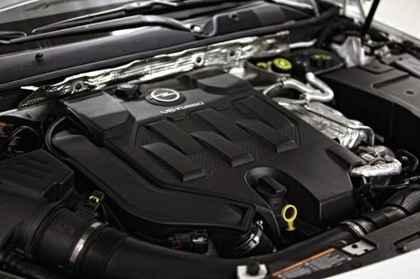 Opel Insignia OPC Romeo Ferraris