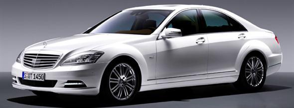 Mercedes Clase S EV