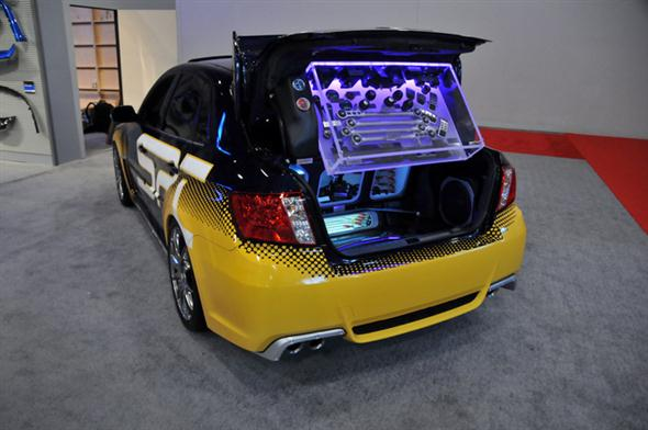 Subaru WRX STI SPT