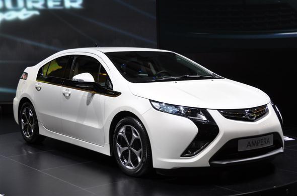 El Opel Ampera es un éxito de ventas en Europa
