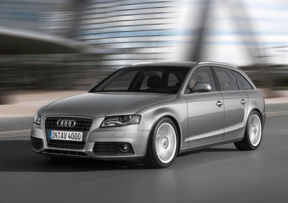 España: Audi A4 Advance Edition