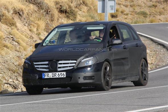 Mercedes Clase B AMG