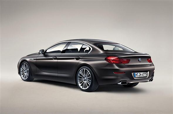BMW Serie 6 Gran Coupé