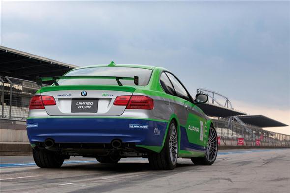 BMW Alpina BMW B3 GT3