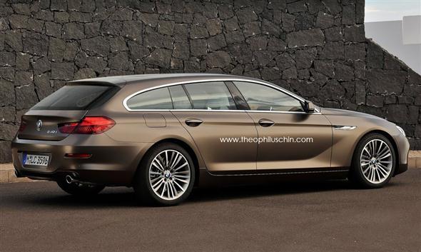 BMW Serie 6 Gran Touring