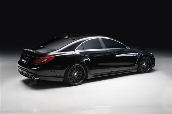 Mercedes CLS 63 AMG Wald International