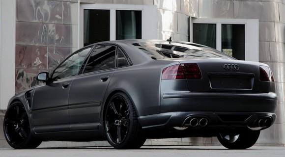 Anderson Germany nos muestra un Audi S8 muy especial