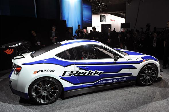 Scion Racing GReddy FR-S