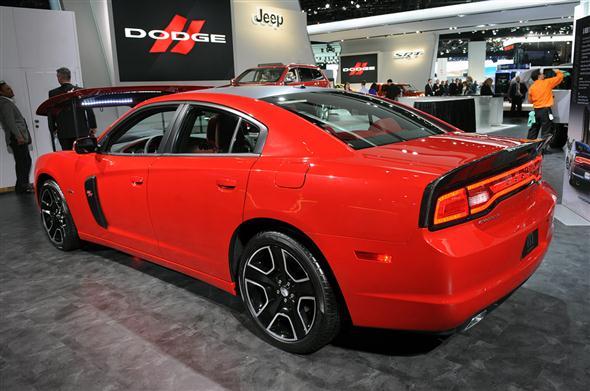 Dodge Charger Redline