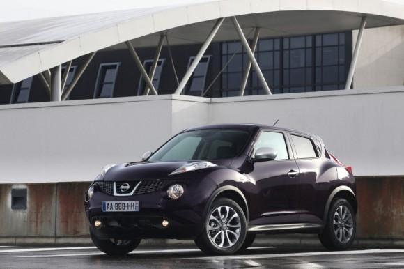 Nissan juke shiro nueva edici n especial for Nissan juke lila