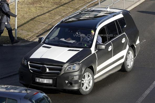 Mercedes GL AMG Styling Package