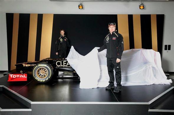 Lotus E20 F1