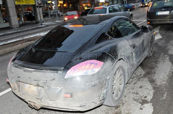PorscheCaymanspyshots00003