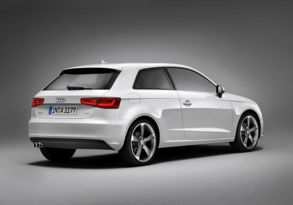 Audi A3 2012, imágenes filtradas