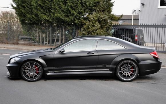 Prior Design Mercedes CL C216 Black Edition