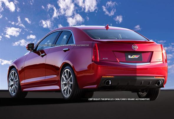 2014 Cadillac ATS-V (1)-thumb-717x490-114499