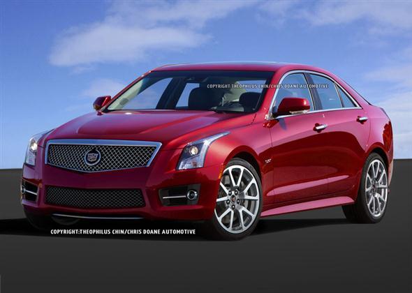 2014 Cadillac ATS-V (2)-thumb-717x511-114497
