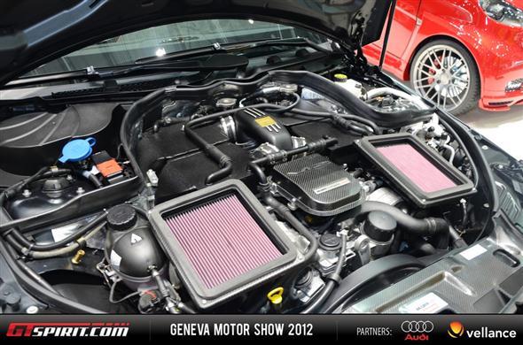 Geneva 2012 Brabus Bullit 800 Coupe 013