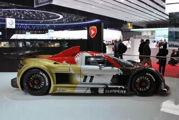 Ginebra 2012: Gumpert se saca dos variantes para el Apollo de la chistera