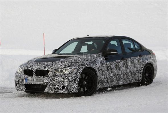 BMW M3 F30