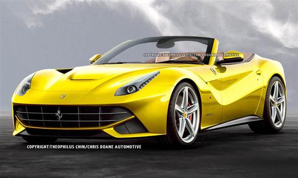Ferrari F12berlinetta Spyder
