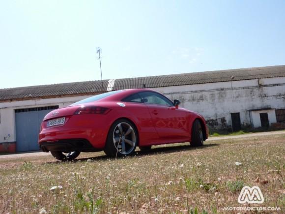 Prueba Audi TT-RS S-Tronic 340 caballos (parte 1)