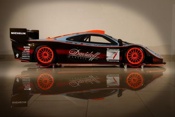 Un extraño McLaren F1 GTR 'Longtail' busca nuevo garaje