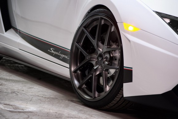 Vorsteiner pone zapatos nuevos a tu Lamborghini Gallardo