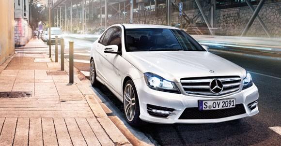 "Mercedes Clase C ""AMG Edition"""