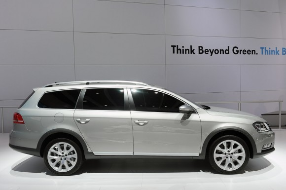 Nueva York 2012: Volkswagen Alltrack Concept