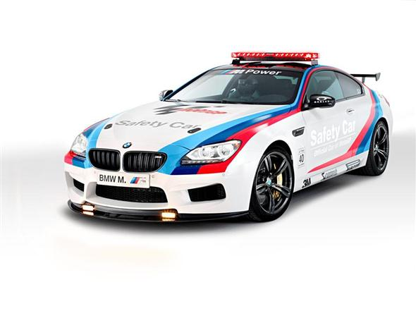 BMW M6 MotoGP Safety Car