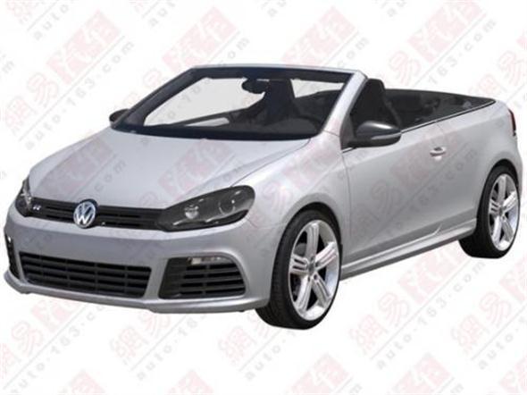 Volkswagen Golf R Cabrio