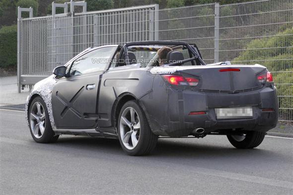 Opel Astra Cabriof
