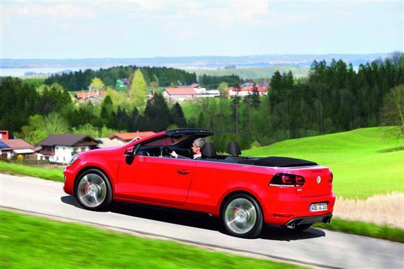 Volkwagen Golf GTI Cabrio