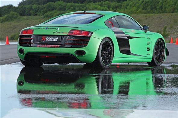 Audi R8 V10 Racing One