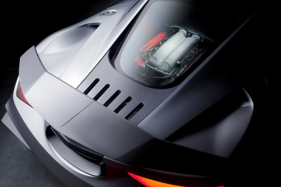 El primer superdeportivo brasileño se llama Amortiz GT DR7