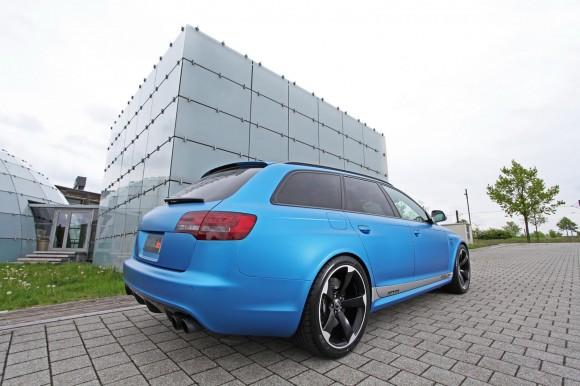 Fostla y MTM trabajan juntos en un Audi RS6 Avant de 760 caballos