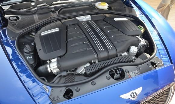 GoodWood 2012: Bentley Continental GT Speed
