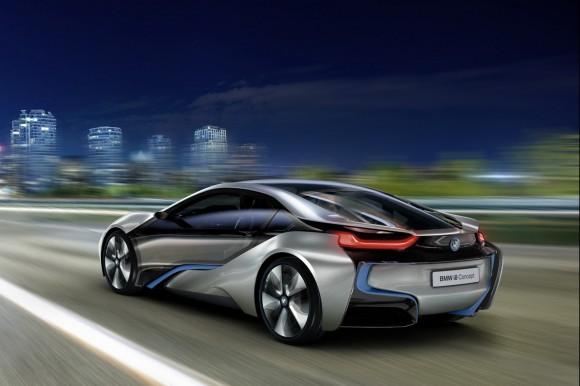 BMW pedirá más de 100.000 euros por su i8 Plug-in Hybrid