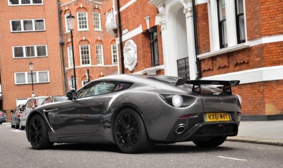Aston Martin V12 Zagato, tan solo 101 unidades verán la luz