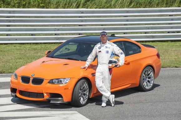 BMW M3 Coupe Lime Rock Park Edition