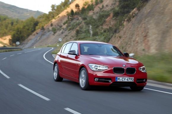 Más información del próximo BMW Serie 1