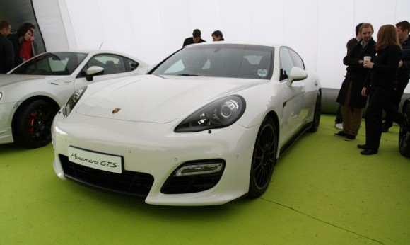 GoodWood 2012: Porsche Panamera GTS