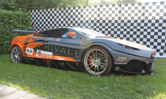 GoodWood 2012: Savage Rivale GTR
